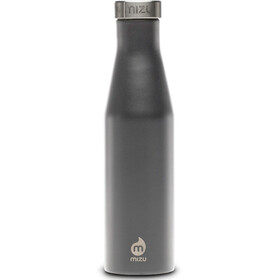MIZU S6 Bidon with Stainless Steel Cap 600ml szary